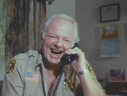 Alan Hale Jr, the Skipper from Gilligan's Island