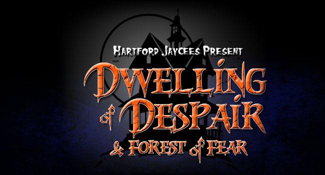 Dwelling of Despair Hartford jaycees haunted house