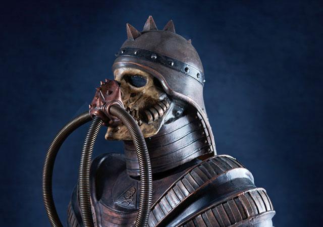 Post-apocalyptic warrior halloween costume