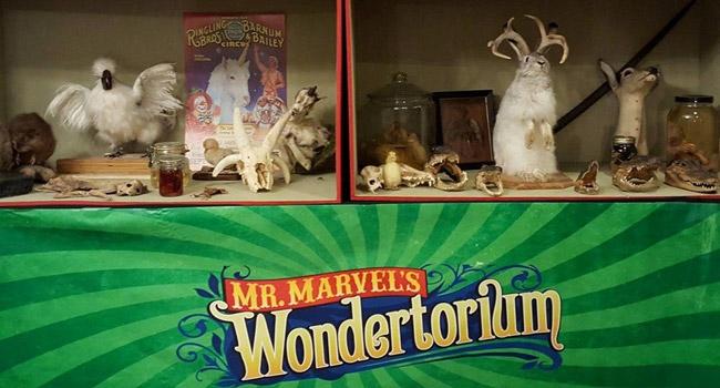 Mr. Marvel's Wondertorium in Wisconsin Dells