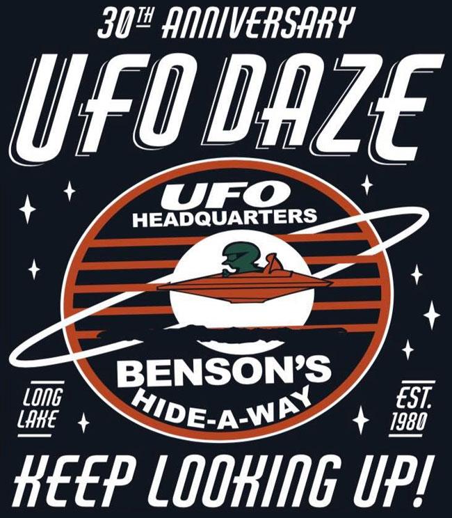 UFO Daze 30th anniversary 2018
